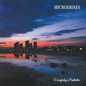 Everybody Is Fantastic by Microdisney Vinyl - 100% Electronica