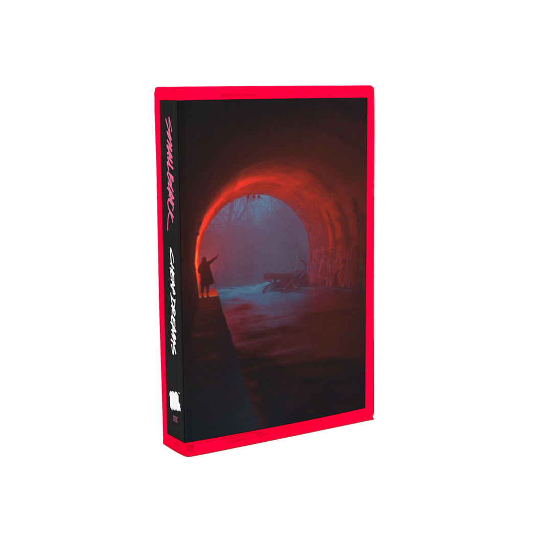 Small Black - Cheap Dreams Cassette (pre-order) - 100% Electronica