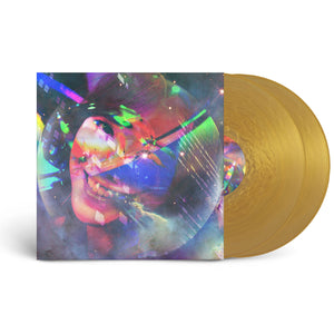 death's dynamic shroud - I'll Try Living Like This 2xLP [Masterpiece Edition on 180 Gram Gold Nugget Vinyl] - 100% Electronica