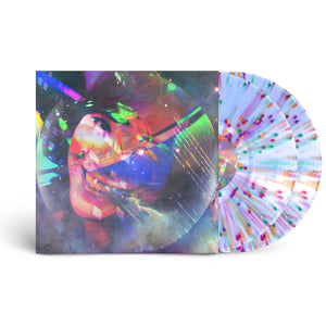 death's dynamic shroud - I'll Try Living Like This 2xLP [Masterpiece Edition on 180 Gram Kaleidoscope Splatter Vinyl] - 100% Electronica