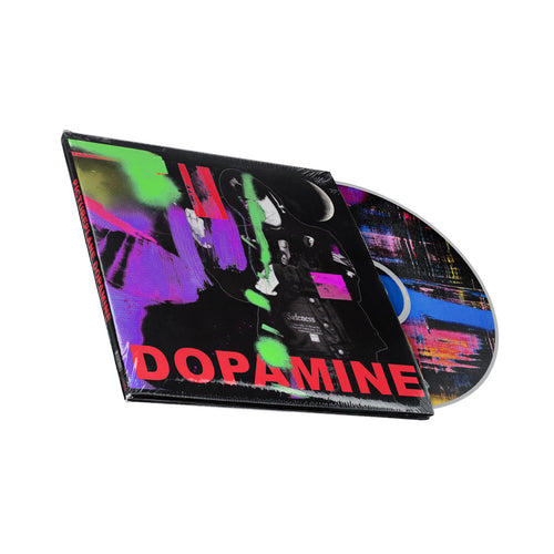 PICTUREPLANE - Dopamine CD (pre-order) - 100% Electronica