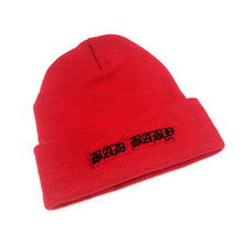Load image into Gallery viewer, Negative Gemini Bad Baby Beanie - 100% Electronica
