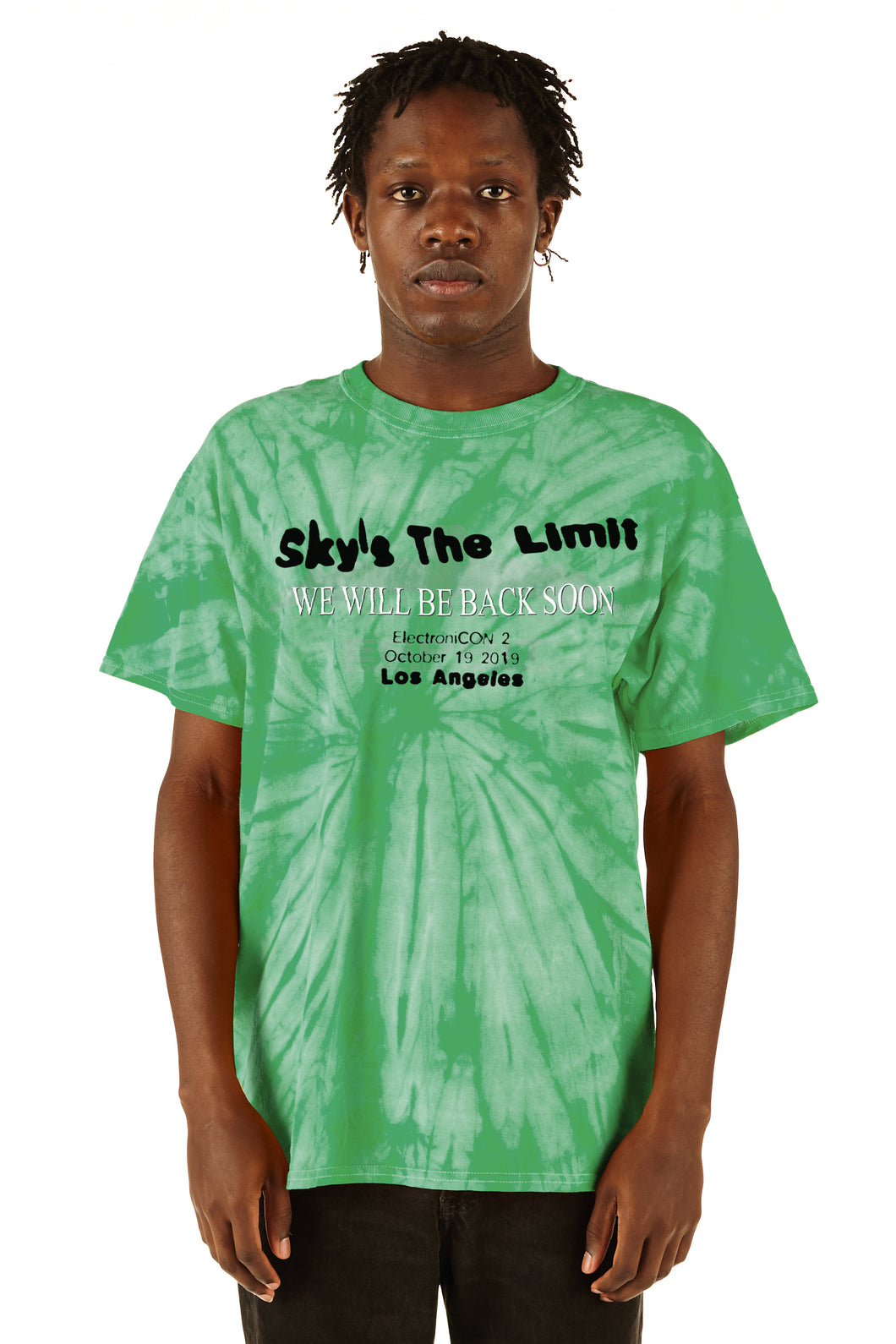 100% ElectroniCON 2 Sky's The Limit Tee