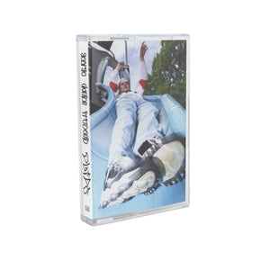Silde Vapor Blue® Cassette by George Clanton - 100% Electronica