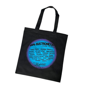 100% ElectroniCON Tote - 100% Electronica