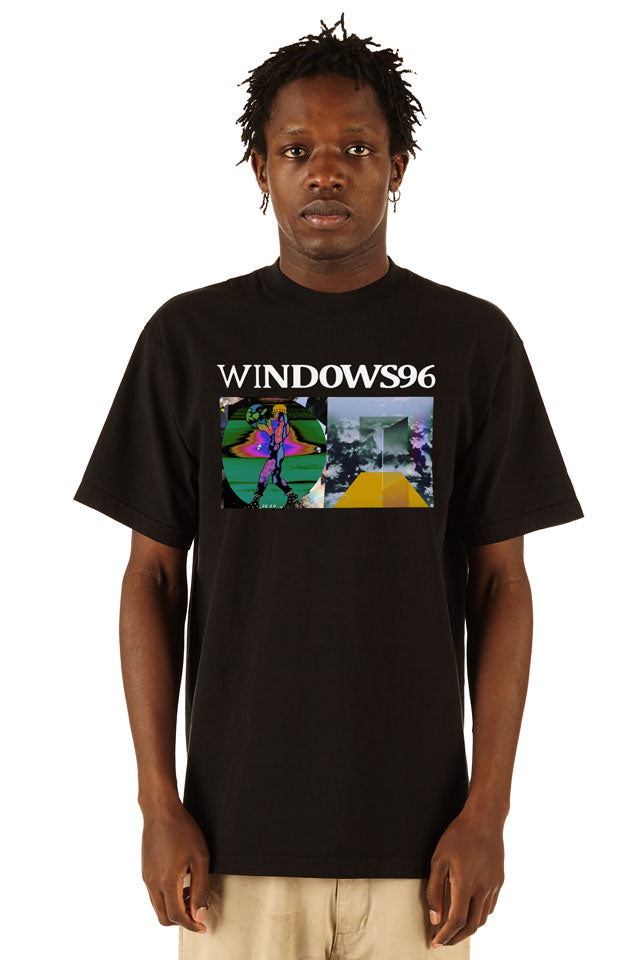 Glass Prism Tee by Windows 96 - 100% Electronica