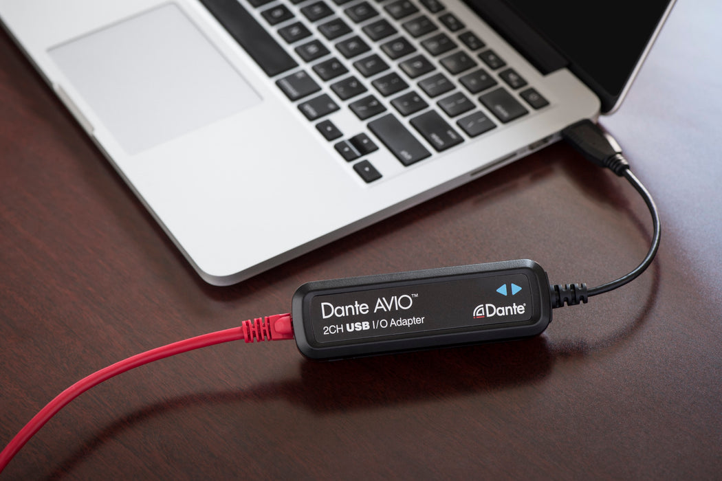 Audinate Dante AVIO USB Adapter