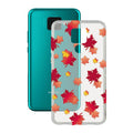 Mobile cover Huawei Mate 30 Lite Contact Flex TPU Autumn