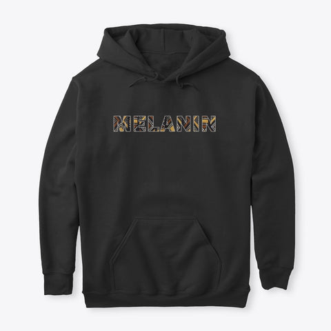 Hoodie / Sweater (Unisex) MELANIN (Sweater in Multiple colors)