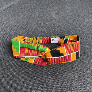 African print Headband - Adults - Hair Accessories - Kente