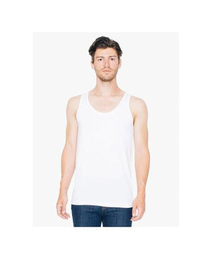 Unisex Poly/Cotton Tank Top - Catchup Apparel