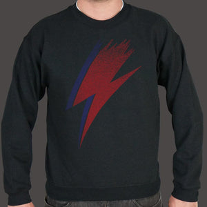 Star Bolt Tribute Sweater (Mens) - catchup-apperal