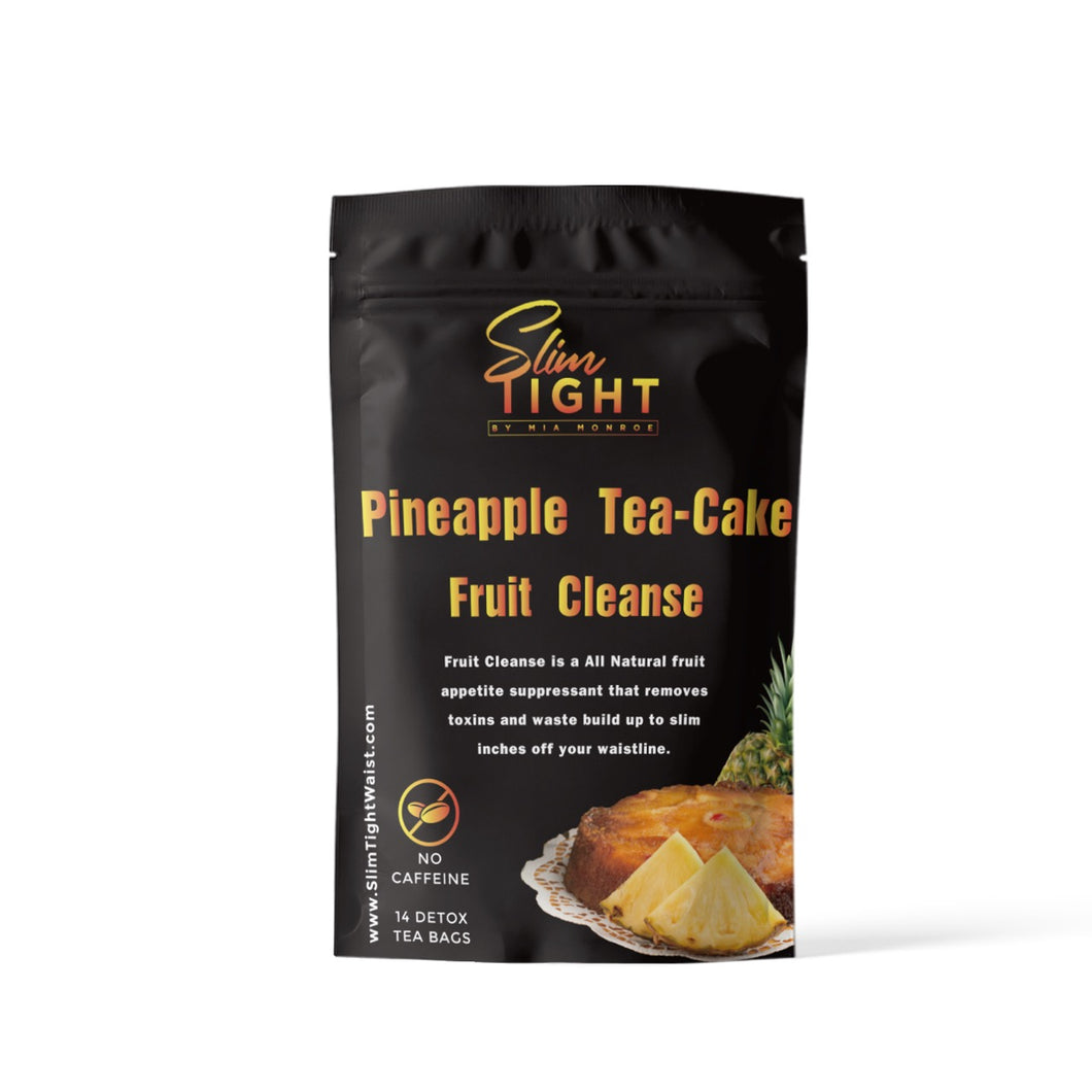 Pineapple Tea-Cake Fruit Cleanse