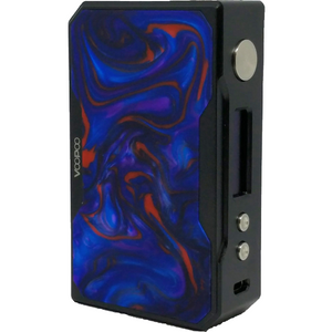 Voopoo Drag Black Frame Resin 157W box mod