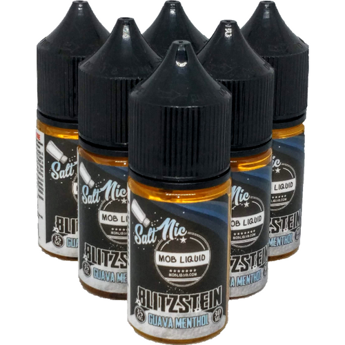 Mob Liquid Blitzsten Nic Salt E-Liquid 30ML