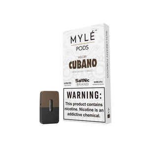 Myle Replacement Pod 4 Pack