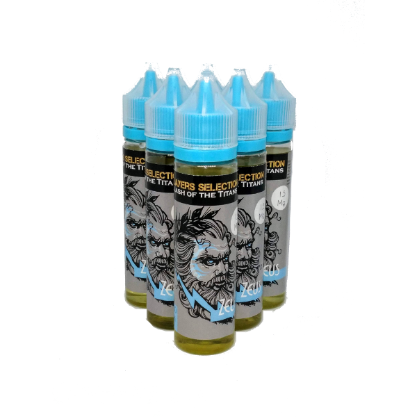 Clash of the Titan - Zeus E-liquid