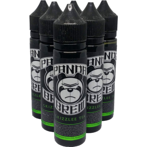 Cake Inc. Panda Brew Grizzlee Tea E-liquid 60ML