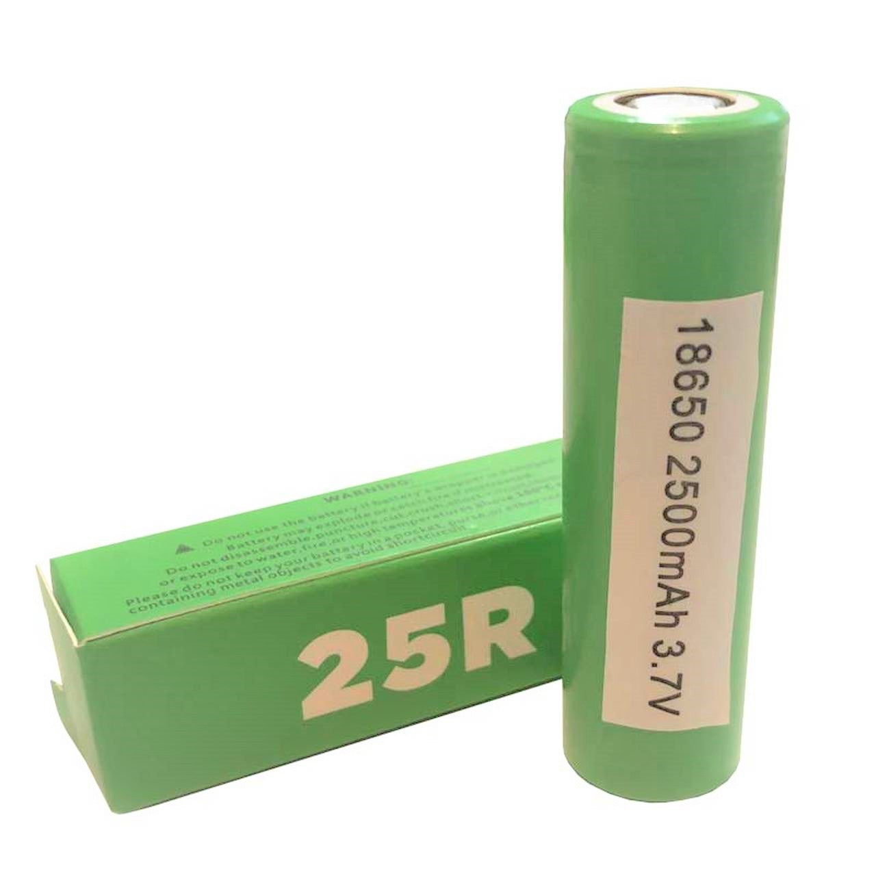 Samsung 25R Rechargeable 18650 Battery