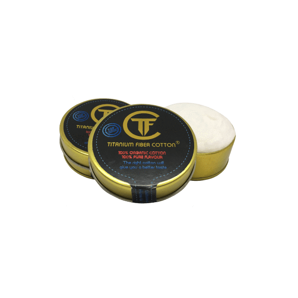 TF Elite Titanium Fiber Cotton