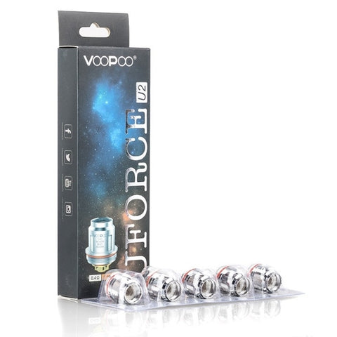 Voopoo UForce Replacement Coil 5 Pack