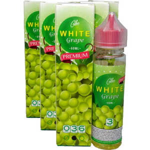 Cake Inc. White Grape E-Liquid
