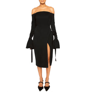 RETA | Off-Shoulder Midi Dress