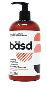 BASD Refreshing Citrus Grapefruit Body Lotion