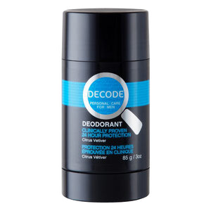 Decode Citrus Vetiver Deodorant
