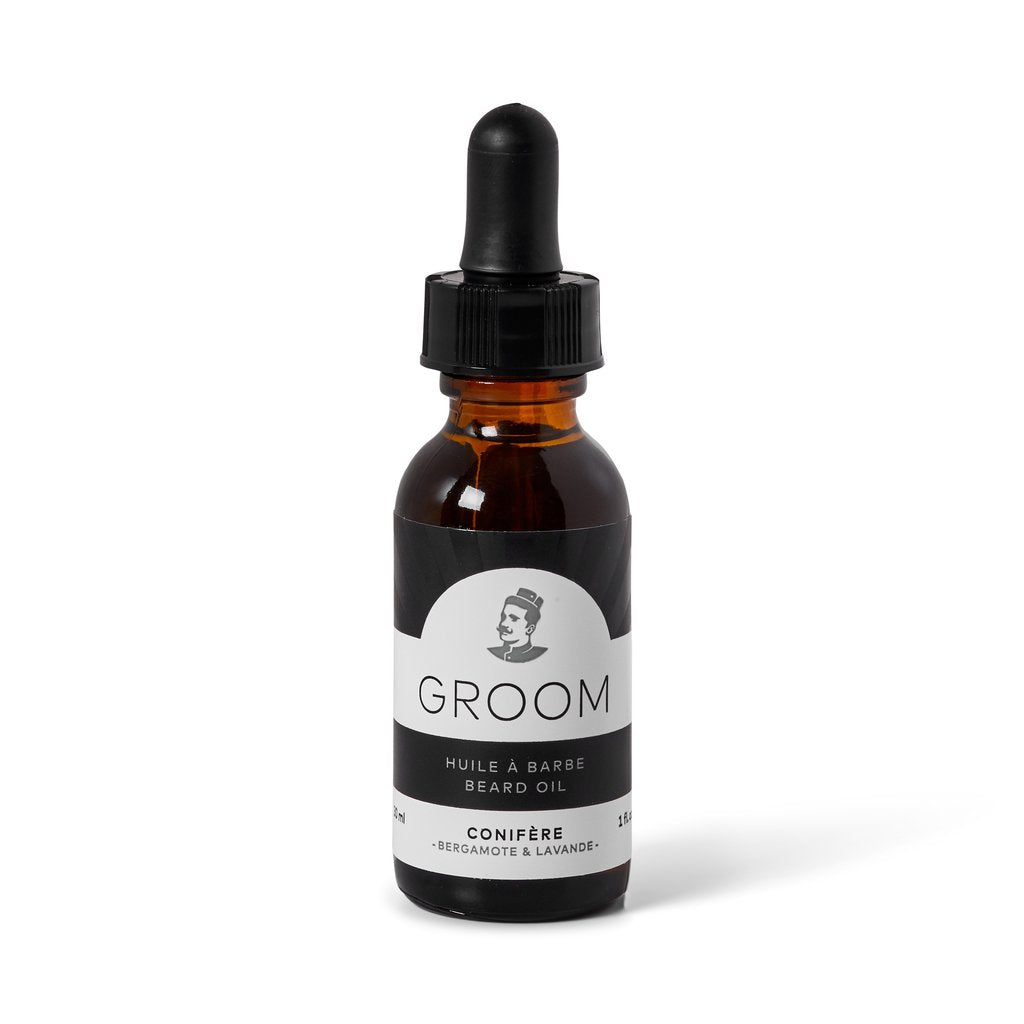 Groom Beard Oil (Conifère)