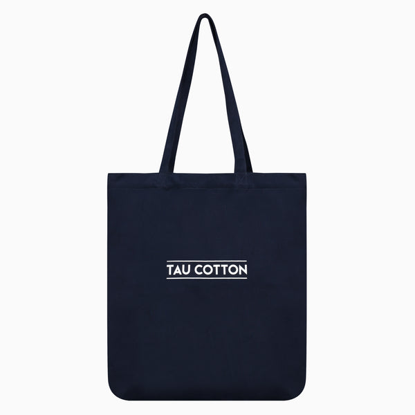 Tote Bags saved from waste fabrics | Navy