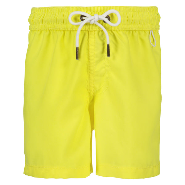 Boys Swim Trunks | Banana Yellow