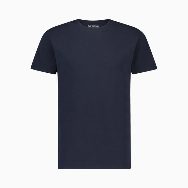 The Pique T-Shirt | Navy