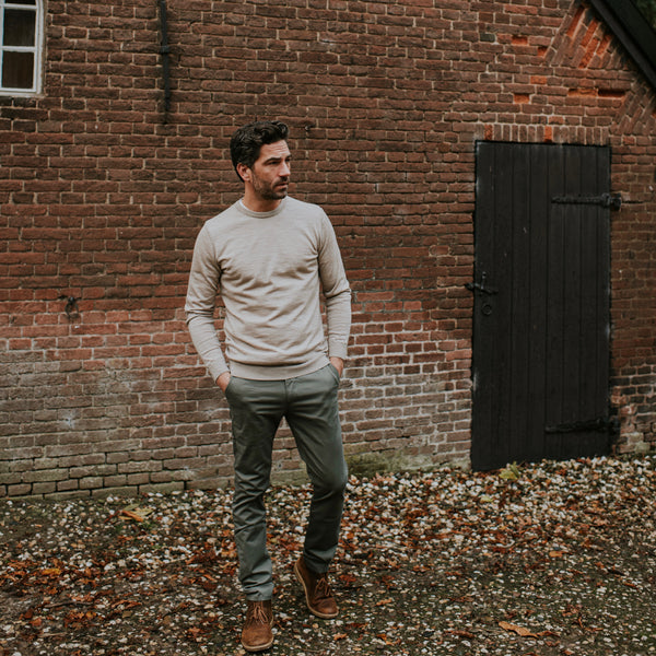 The Chinos | Sage Green