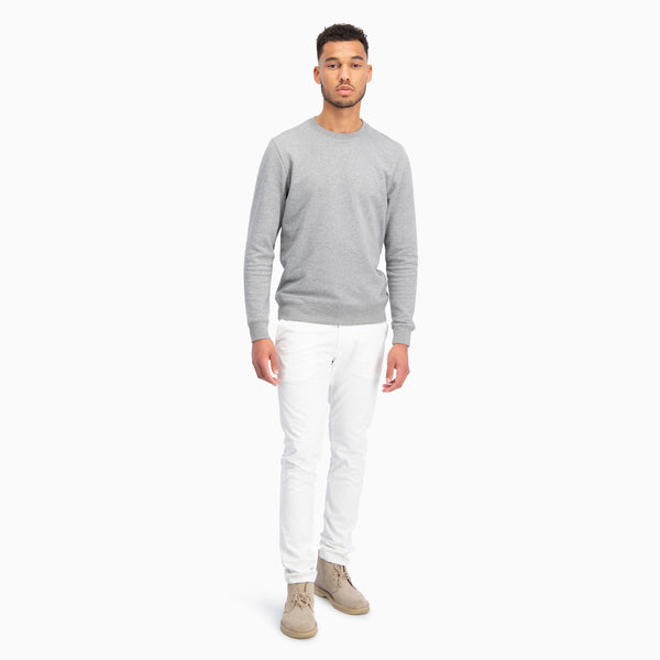 The Chinos | Pearl White