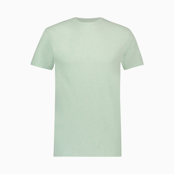 Pique T-Shirt | Mint Green