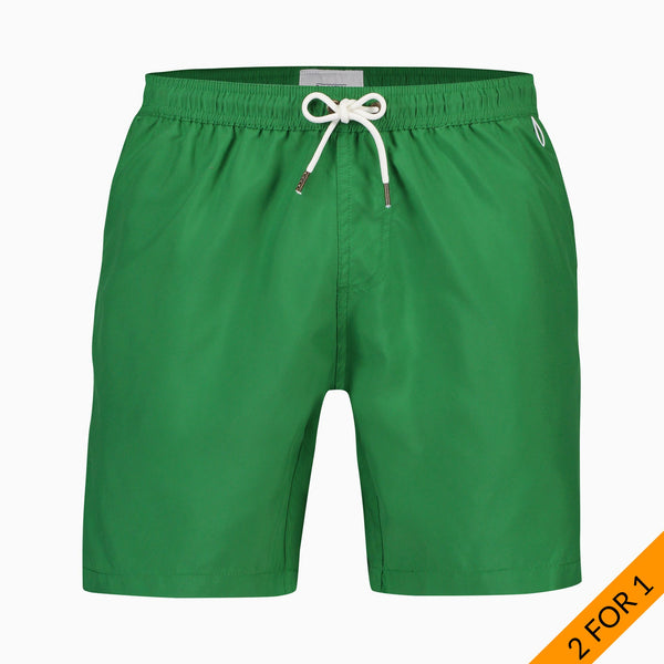 The Swim Trunks | Emerald Green