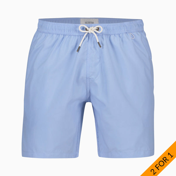 The Swim Trunks | Lavender Light Blue