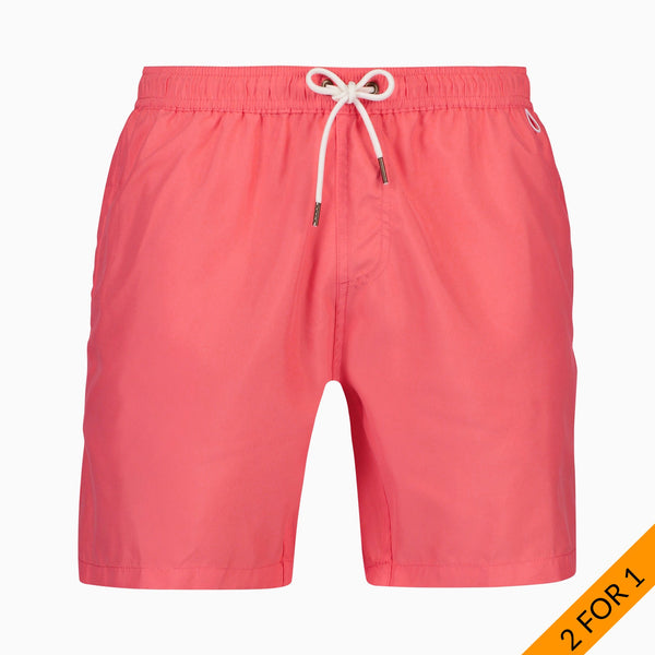 The Swim Trunks | Pink Coral