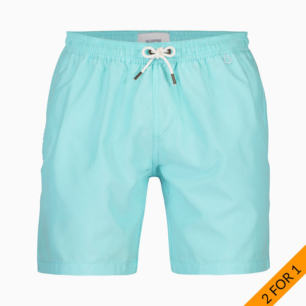The Swim Trunks | Turquoise
