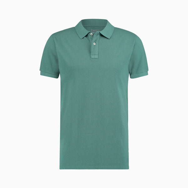 Classic Pique Polo | Sea Green