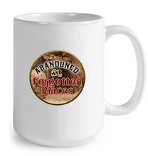 Load image into Gallery viewer, A&FP CHANNEL LOGO COFFEE MUG