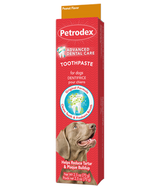 Petrodex Peanut Butter Toothpaste 70g