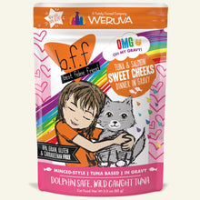 Load image into Gallery viewer, Weruva BFF Tuna & Salmon Sweet Cheeks Cat Food