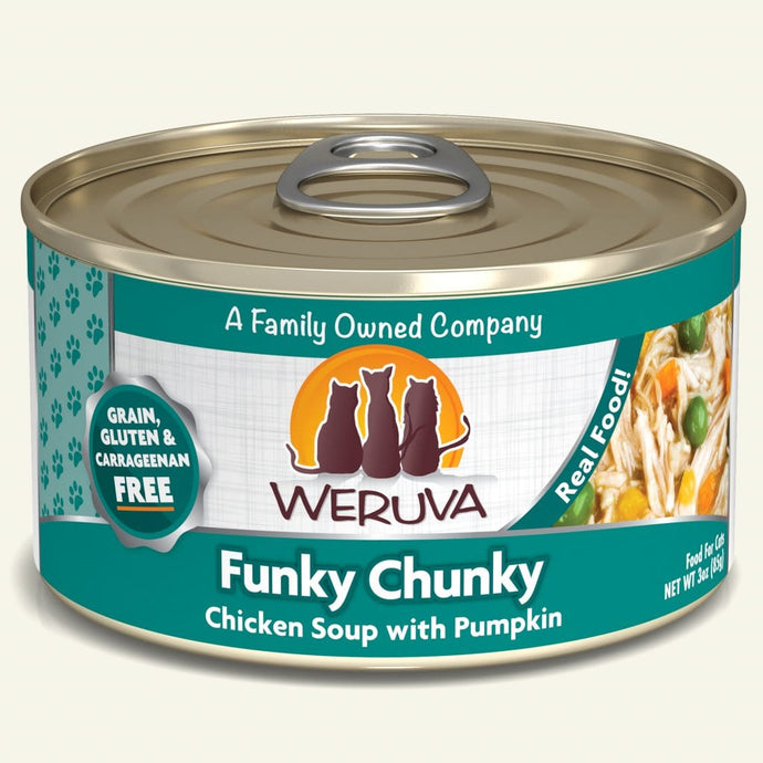Weruva Funky Chunky Cat Food