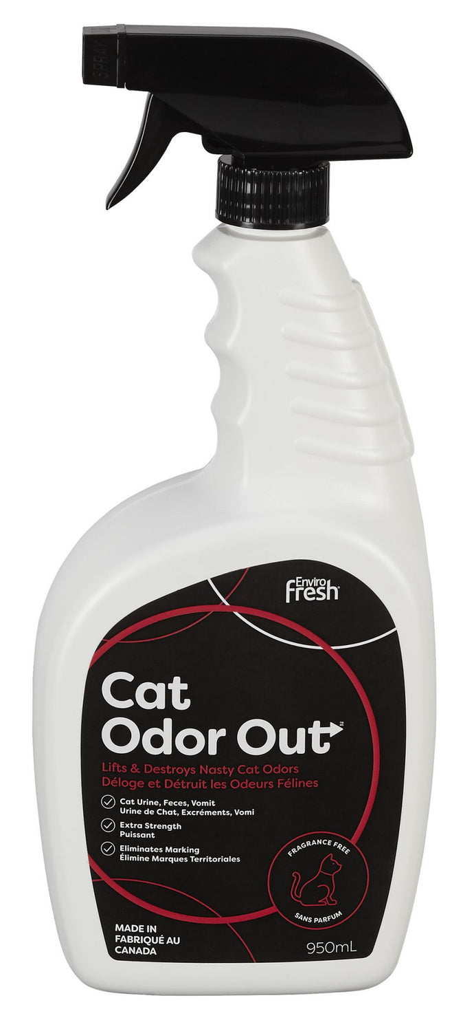 Enviro 950ml Cat Odor Out