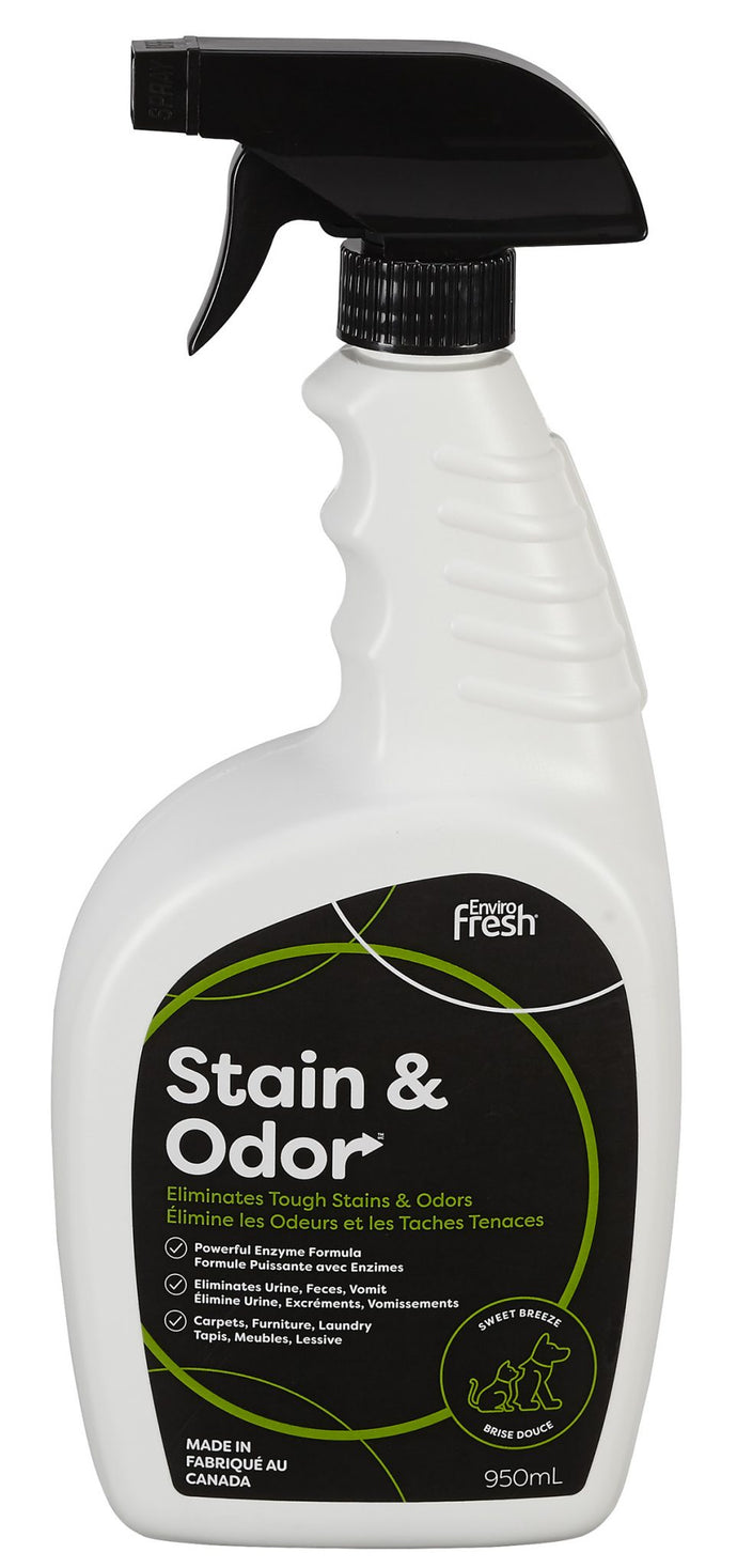 Enviro 950ml Stain & Odor Out