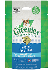 Greenies 60g Smartbites Tuna Cats Treats
