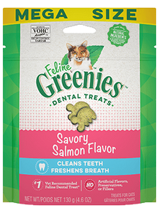 Greenies Salmon Cat Treats