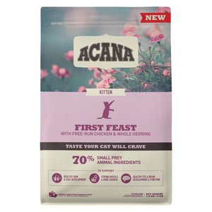 Acana First Feast Kitten Cat Food